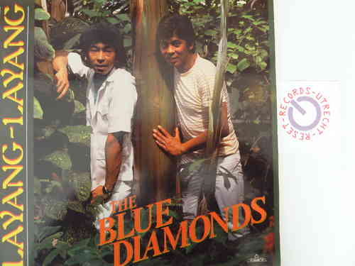 The Blue Diamonds - Layang - Layang