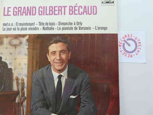 Gilbert Becaud - Le Grand Gilbert Becaud