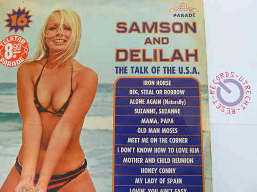 Various artists - Samson and Delilah