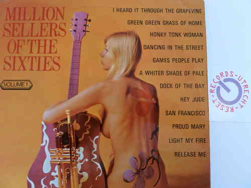 Various artists - Million sellers of the sixties