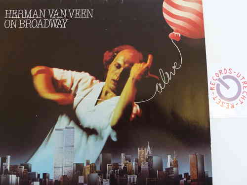 Herman van Veen - On Broadway