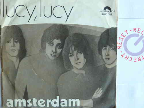 Amsterdam - Lucy, Lucy / Double Piet, Peen and Willy