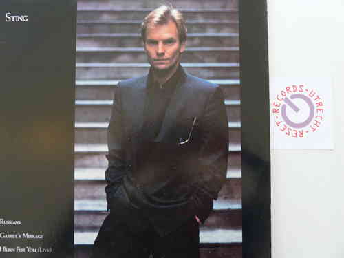 Sting - Russians/ Gabriel's message/ I burn for you