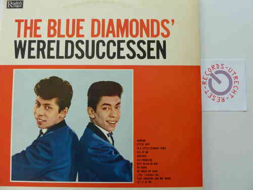 The Blue Diamonds - Wereldsuccessen