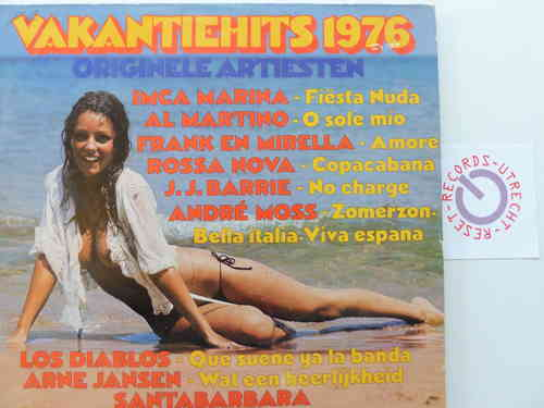 Various artists - Vakantiehits 1976