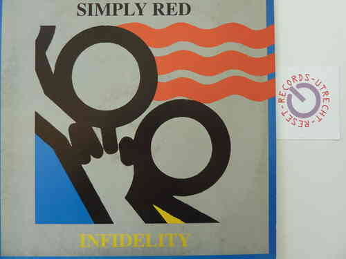 Simply Red - Infidelity / Love Fire