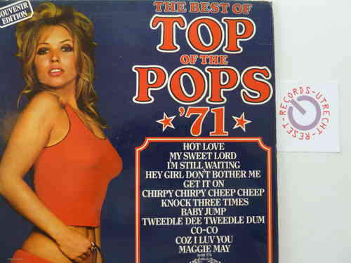 Various artists - Top of the Pops The Best of '71