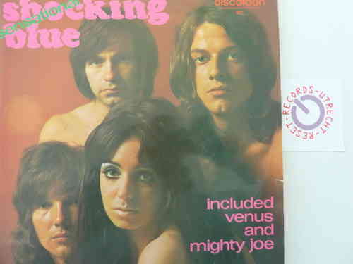 Shocking Blue - Sensational Shocking Blue