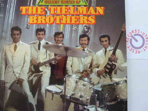 Tielman Brothers - Golden Greats of Tielman Brothers