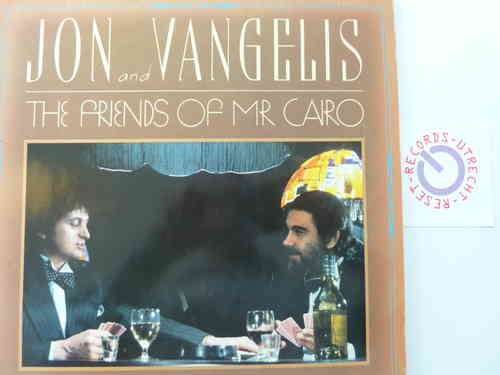 Jon and Vangelis - The Friends of Mr Cairo