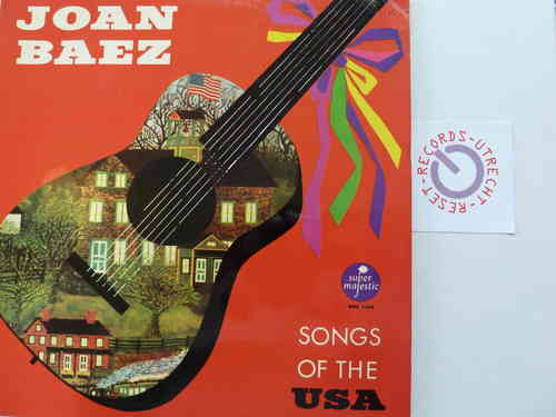 Joan Baez - Songs of the USA