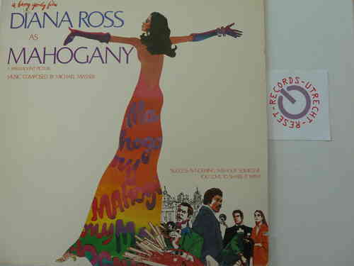 Diana Ross - Diana Ross as Mahogany