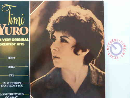 Timi Yuro - The very original greatest hits