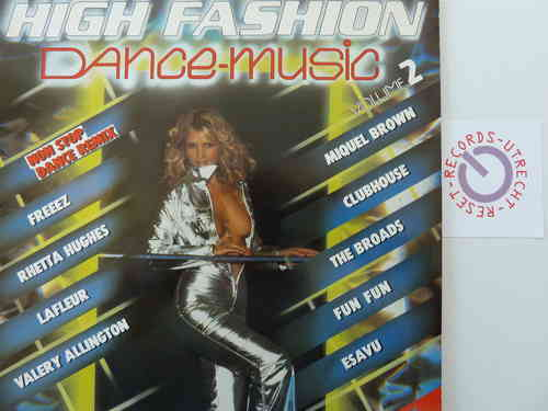 Various artists - High Fashion Dance Music Vol.2