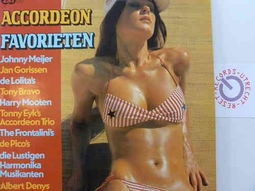 Various artists - Accordeon Favorieten