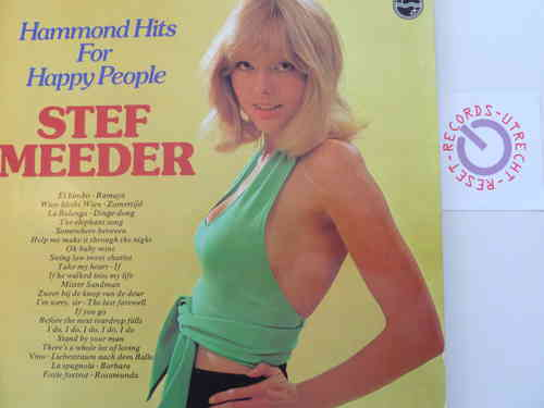 Stef Meeder- Hammond Hits for Happy People