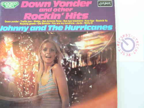 Johnny and The Hurricanes - Down Yonder and other Rockin' Hits