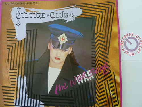 Culture Club - The WAr Song / La Cancion de Guerra