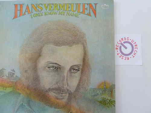 Hans Vermeulen (accompanied by Rainbow Train) - I only know my name