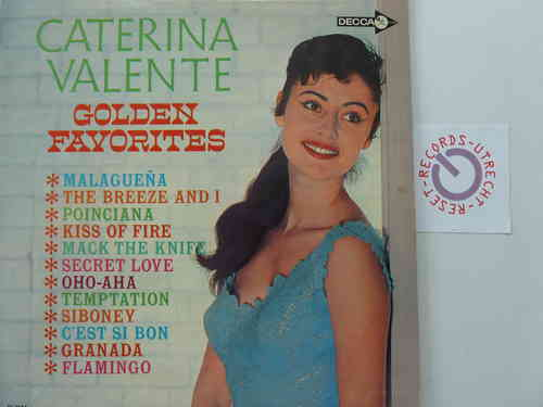 Caterina Valente - Golden Favorites