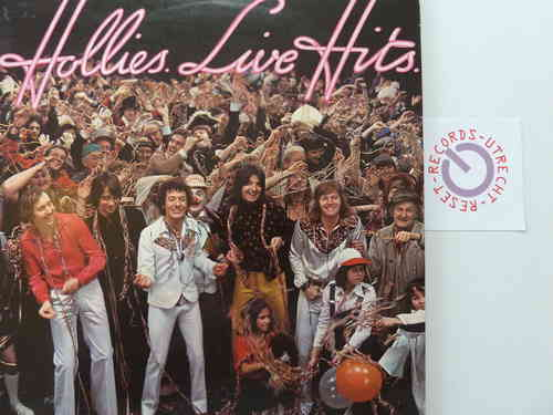 Hollies - Live Hits