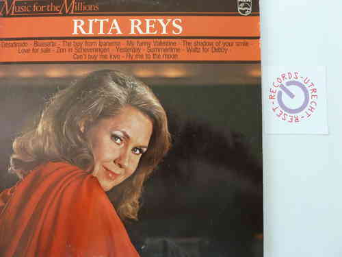 Rita Reys - Rita Reys (Music for the Millions)