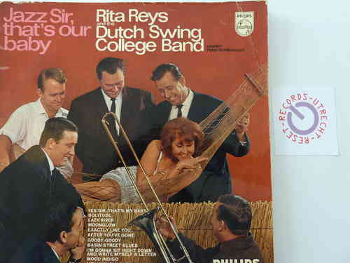 Rita Reys + Dutch College Band - Jazz Sir that's our baby