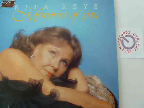 Rita Reys - Memories of you