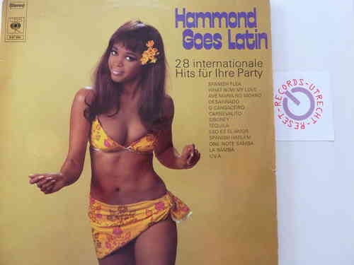 Herb Wonder - Hammond goes Latin