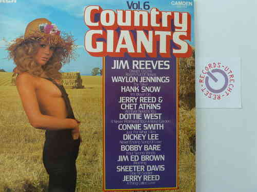Various artists - Country Giants Vol. 6