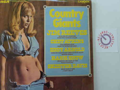 Various artists - Country Giants