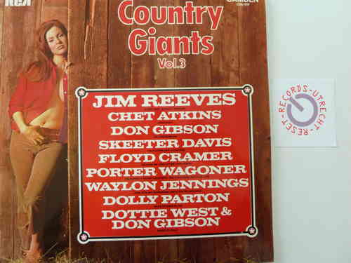 Various artists - Country Giants Vol. 3
