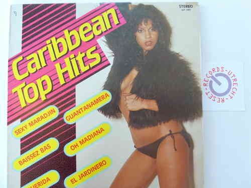 Various artists - Caribbean Top Hits