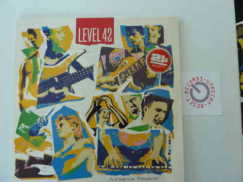 Level 42 - Are you hearing (what I hear)? / The return of the handsome rugged man