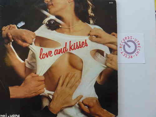 Love and Kisses - Accidental Lover / I've found love