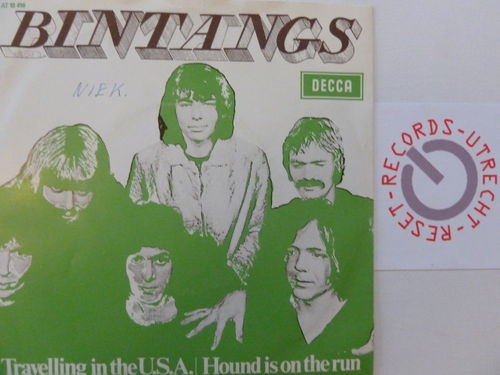 Bintangs - Travelling in the U.S.A. / Hound is on the run