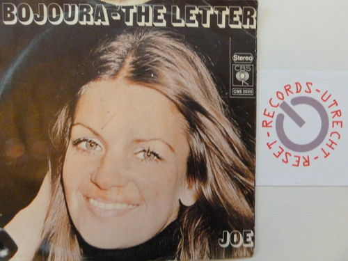 Bojoura - The letter / Joe