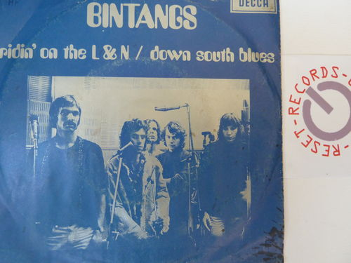 Bintangs - Ridin' on the L & N / Down south blues