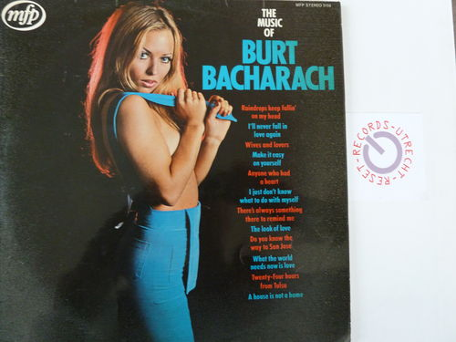 Strings for Pleasure - The music of Burt Bacharach
