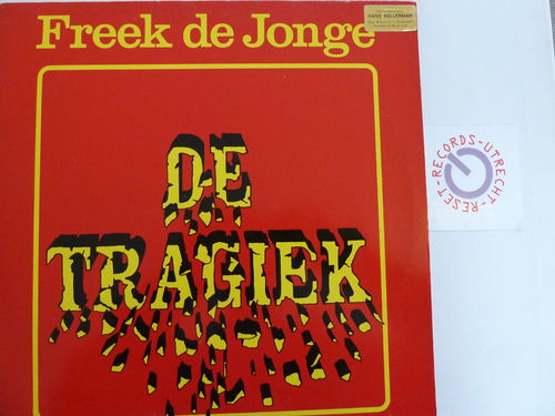 Freek de Jonge - De Tragiek