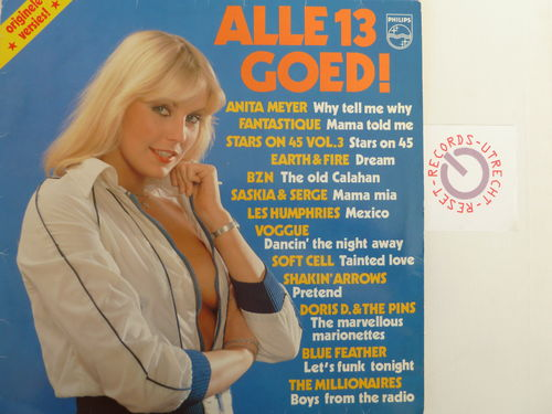 Various Artists - Alle 13 goed!