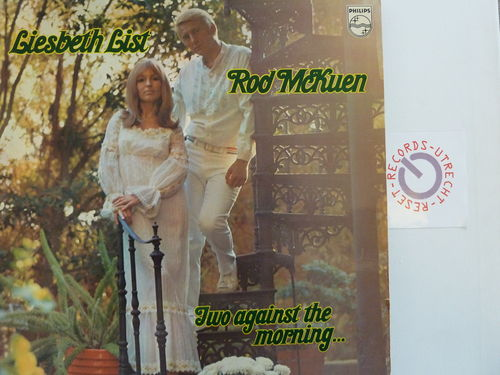 Liesbeth List en Rod McKuen - Two against the morning