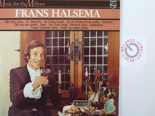Frans Halsema - Music for the Millions