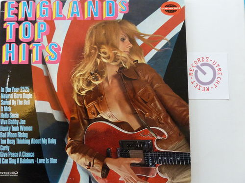 Various artists - England's Top Hits