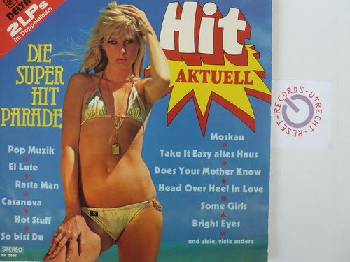 Various artists - Hit Aktuell