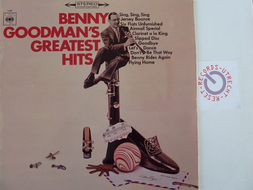 Benny Goodman - Goodman's Greatest Hits