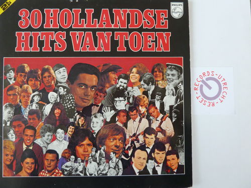 Various artists - 30 Hollandse Hits van toen