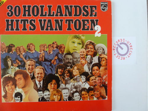 Various artists - 30 Hollandse Hits van toen 2