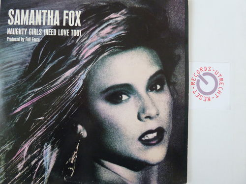 Samantha Fox - Naughty Girls (need love too) / Dream City