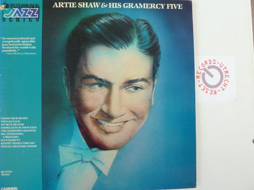 Artie Shaw - Arti Shaw and his Gramercy Five